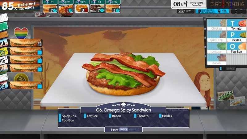 Cook, Serve, Delicious! 3?! review – The food prep sim that's what you make of it 11