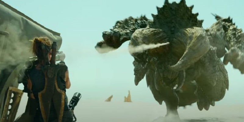 Monster Hunter is predictably mediocre according to early reviews 7