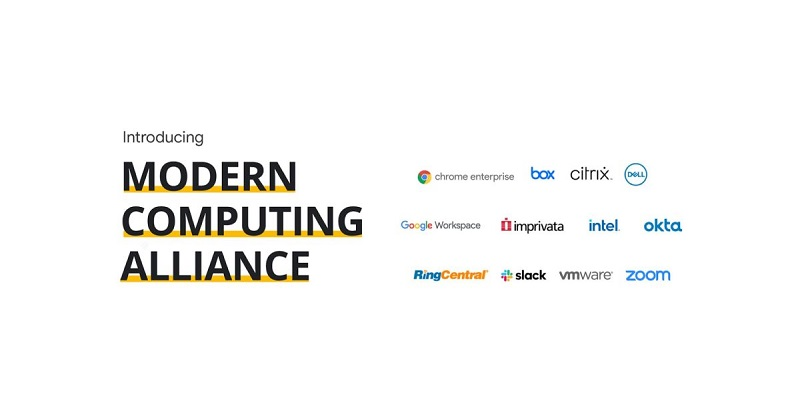 Major tech companies join forces to create the Modern Computing Alliance 2