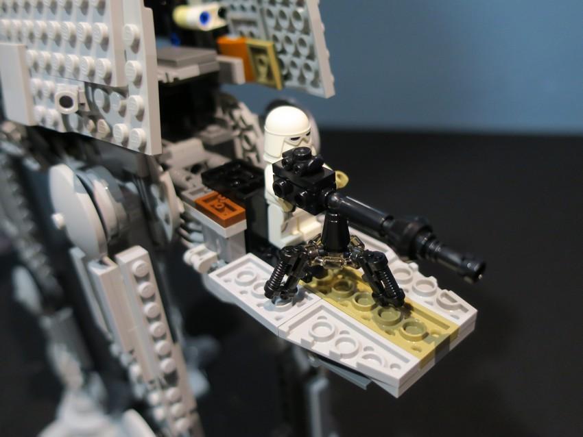 Lego Star Wars AT-AT Walker review - Hoth damn! 25