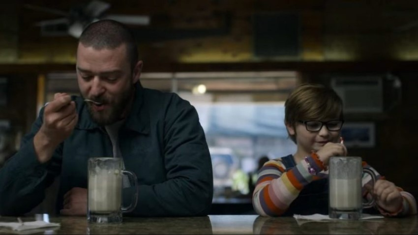 Justin Timberlake is an unlikely father figure in Apple TV+'s drama Palmer 3