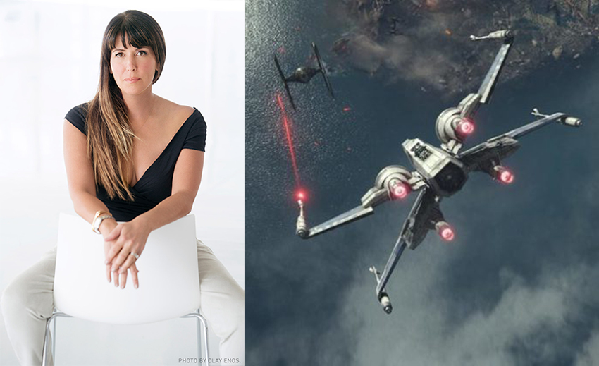Patty Jenkin's Rogue Squadron Star Wars movie won't be connected to the books or video games 3