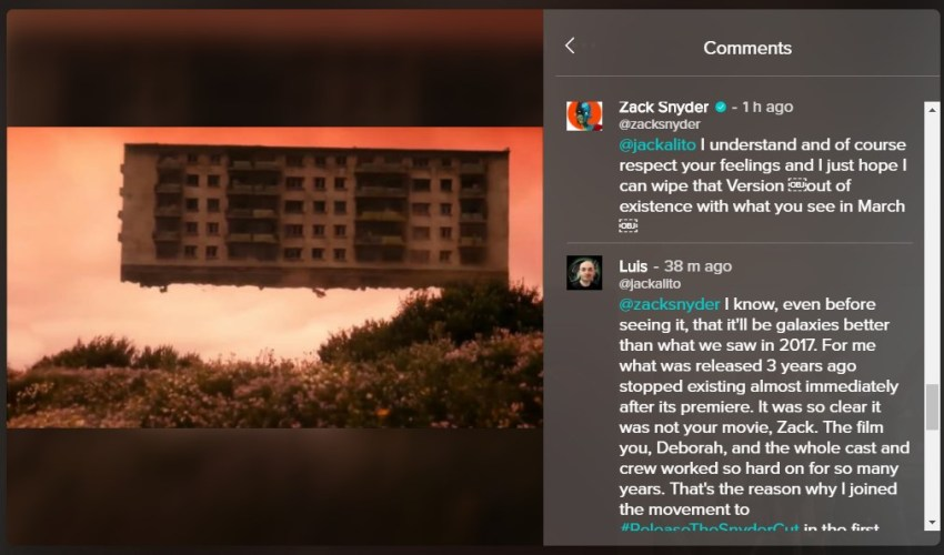 Zack Snyder reveals Justice League HBO Max release date, teases simultaneous R-rated theatrical release 5