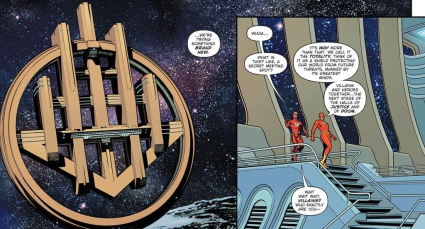 DC's new Infinite Frontier omniverse, explained 7