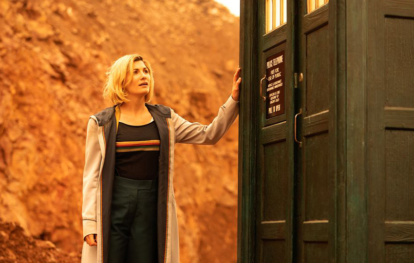 Jodie Whittaker may have quit Doctor Who 4
