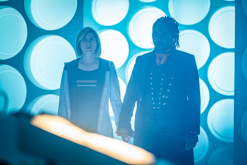 Jodie Whittaker may have quit Doctor Who 6