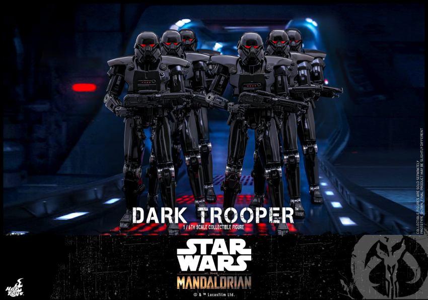 Hot Toys Dark Troopers look sleek, sophisticated, and menacing 19