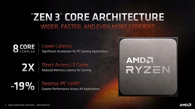 AMD announces new, more powerful Ryzen processors 5