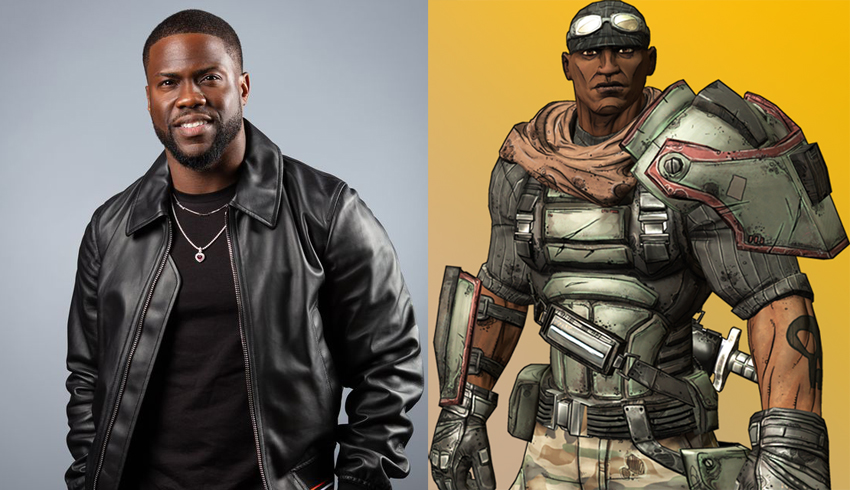 Kevin Hart officially cast as Roland instead of Claptrap in the Borderlands movie 4