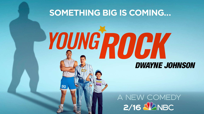 """Young Rock trailer: Dwayne Johnson's """"origin story"""" has been turned into a sitcom 2"""