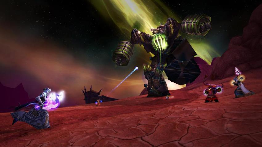 World of Warcraft's Burning Crusade expansion is getting a fresh update 10