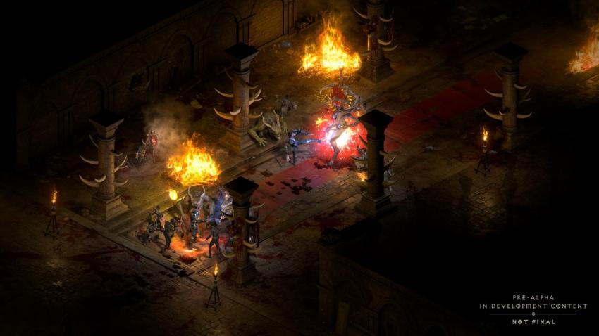 Diablo 2 remaster officially coming to PC and console in 2021 13