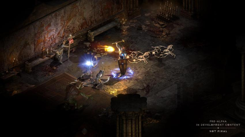 Diablo 2 remaster officially coming to PC and console in 2021 20