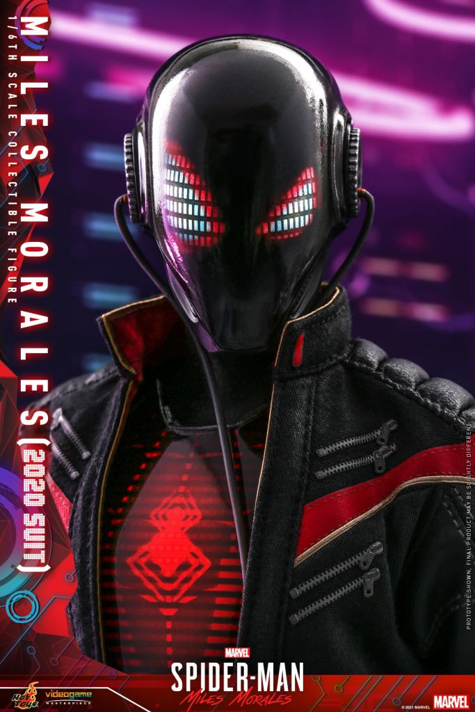 Hot Toys Daft Punk Spider-Man is packing webs and LEDs 36