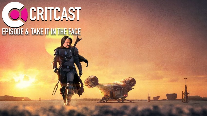 The CritCast Episode 6: Take It In The Face is here for your audio pleasure! 2