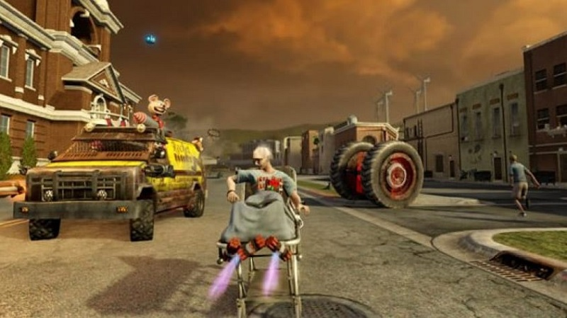 Twisted Metal is being developed as an action-comedy TV series by Deadpool's writers 4