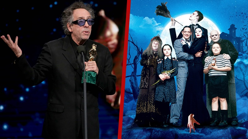 Wednesday becomes a psychic detective in Tim Burton's Addams Family Netflix show 4