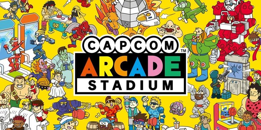 Capcom arcade stadium (1)