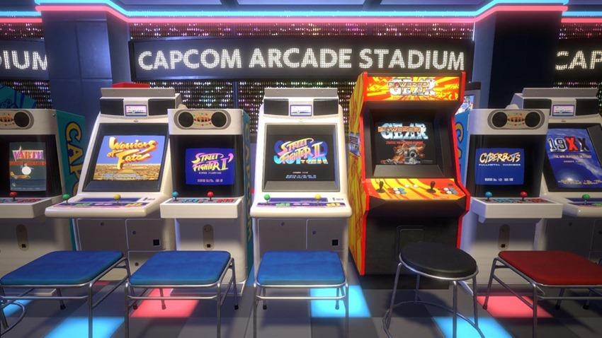 Capcom arcade stadium (4)