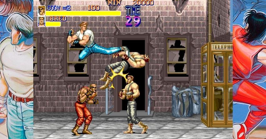 Capcom arcade stadium (8)