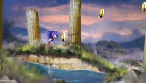 Surreal Sonic