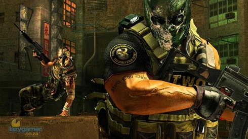 Army of Two : The 40th Day Previewed 2