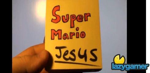 JesusSuperMario