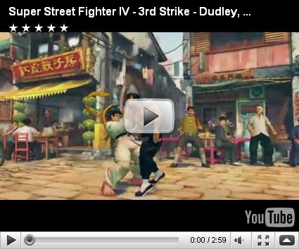 Here are Your New Super Street Fighter 4 Characters in Action 2
