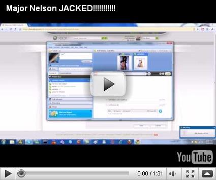 Xbox's Major Nelson's Live Account Hacked 2