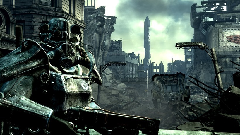 Steam discounts Fallout franchise