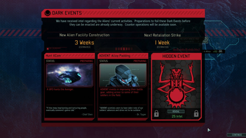 XCOM2 Dark Events