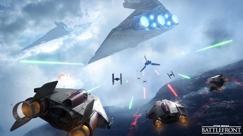 Star Wars Live Action Trailer