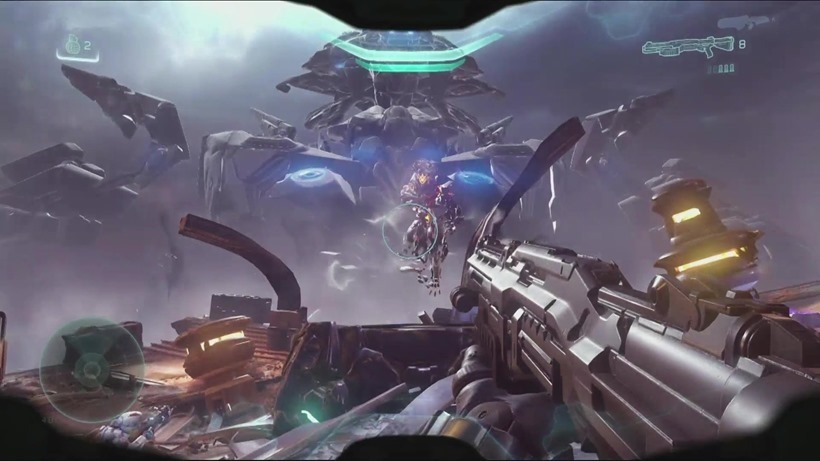 Halo 5 Guardians Preview 2