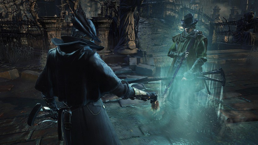 Bloodborne hunter 3