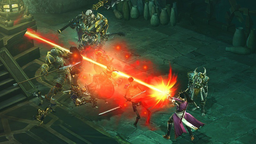 Diablo III prepping for Patch 2.4.0