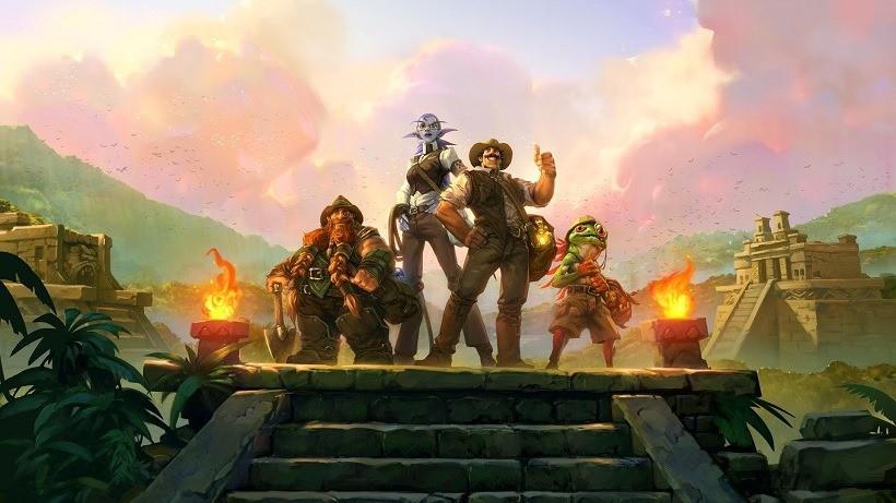 League of Explorers Art