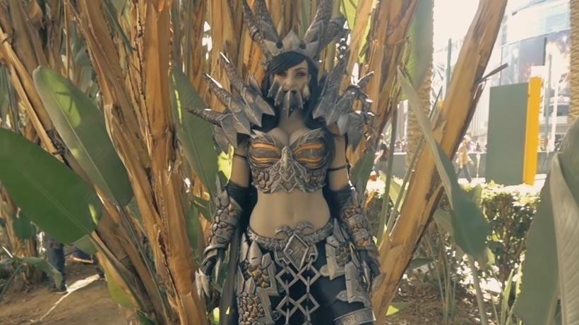 Nigri-cosplay