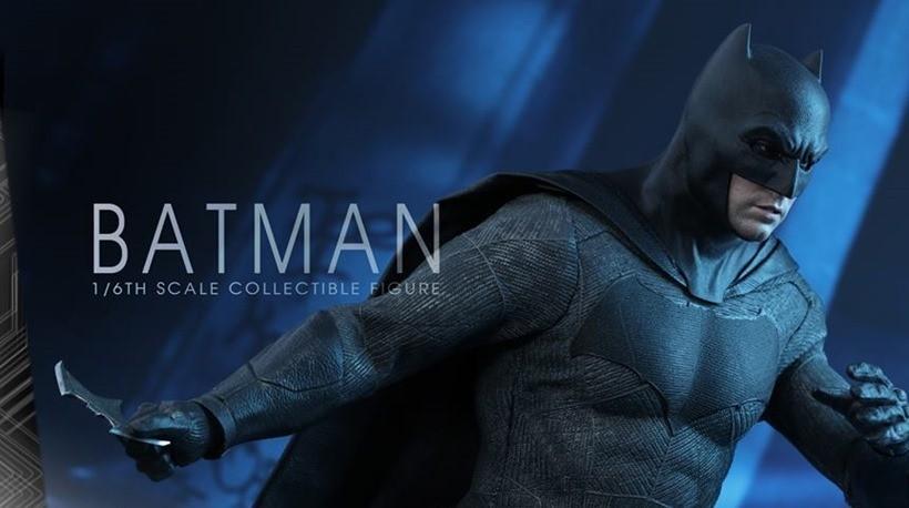 Blimey guv, are we making Batman or Fatman over 'ere?