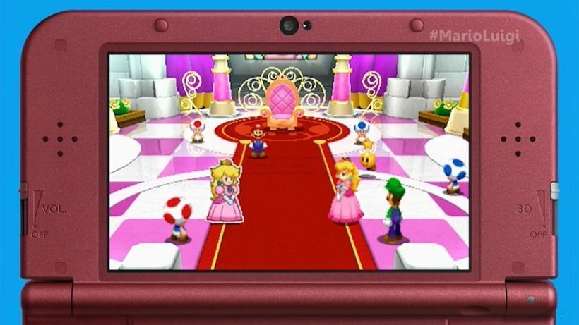 Mario And Luigi Paper Jam Review Multi Dimensional Dream