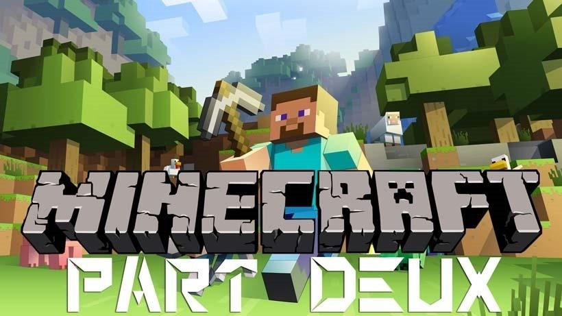Minecraft-Deux
