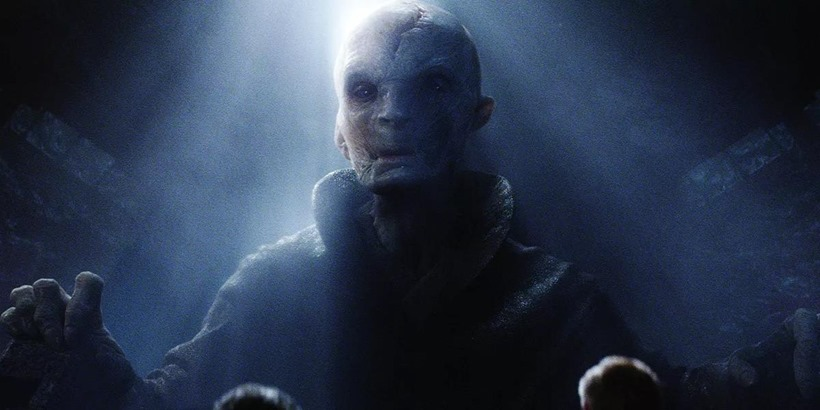 Snoke on the water