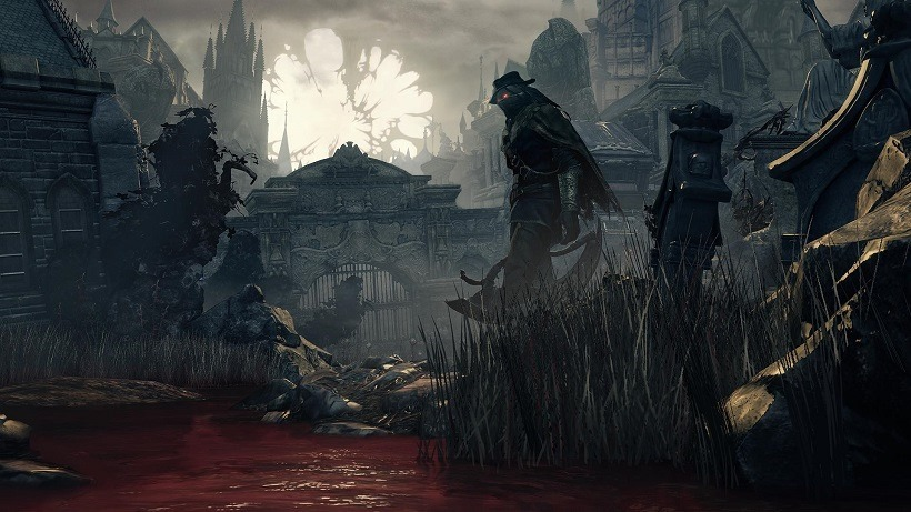 We're streaming more Bloodborne and Garden Warfare 2 today