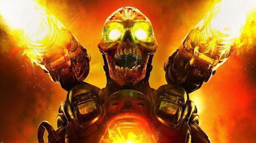 Doom boxart is pretty terrible