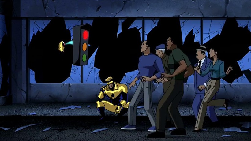 Justice League Unlimited (9)