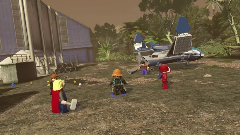 LEGO Marvel Avengers (10)