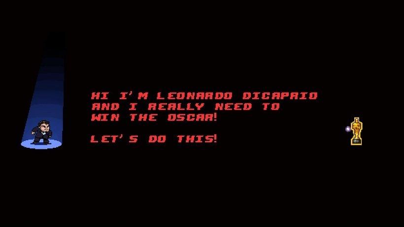 Leo's Red Carpet Rampage intro