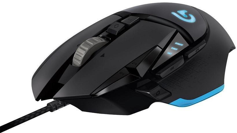 Logitech G502 Proteus Spectrum Gaming Mouse 5