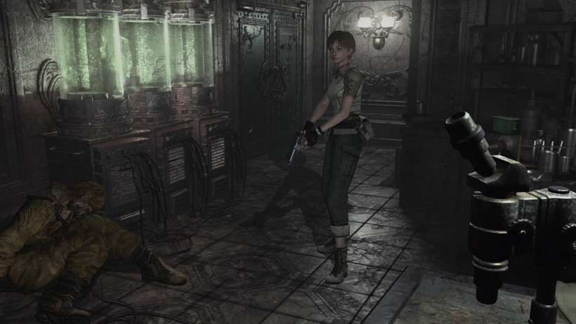 Resident Evil Origins Collection (3)