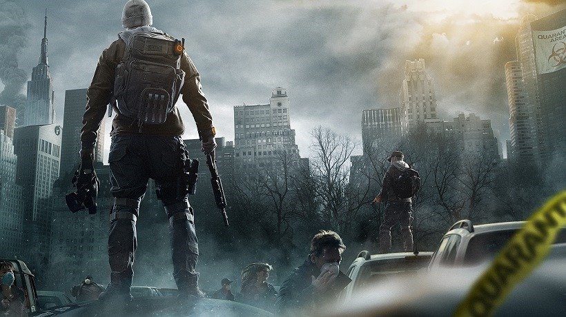 The Division DLC exclsuive on Xbox One