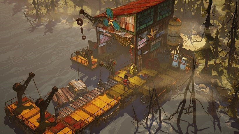 The Flame in the Flood (4)